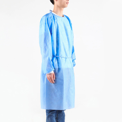 Non-woven Disposable Surgical Gown Image 7