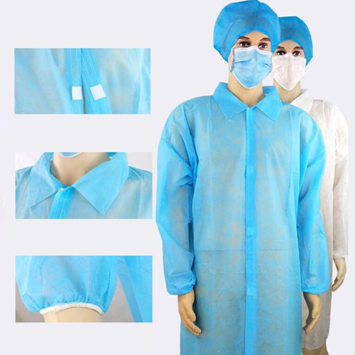 Disposable Medical Gown Image 8
