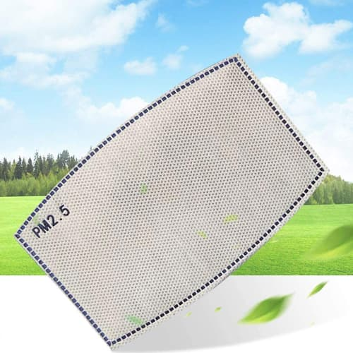 5 Layers Non-Woven Activated Carbon Filter