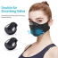 Activated Carbon  Lightweight Quick Dry Face Mask Image 1