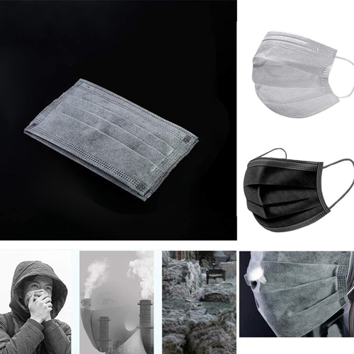 Anti-Pollution Disposable Face Mask Image 1