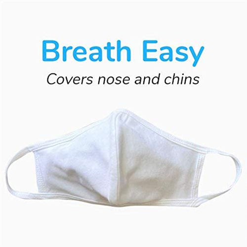 Reusable Face Covering Cotton Face Mask Image 3