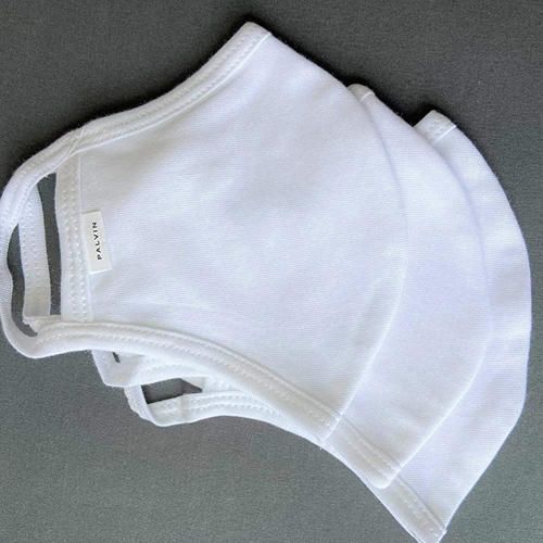 Reusable Face Covering Cotton Face Mask Image 6