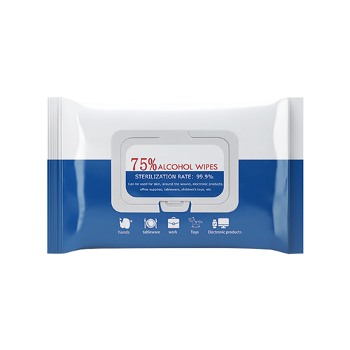 Disinfection Alcohol Storage Wipes Image 7
