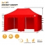Promotional Commercial Canopy Tent with Side Walls Image 2