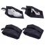 Custom Portable Nylon Travel Shoe Bags with Zipper Closure