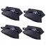 Custom Portable Nylon Travel Shoe Bags with Zipper Closure Image 1