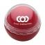Customized Colored Round Shape Lip Balm Image 3