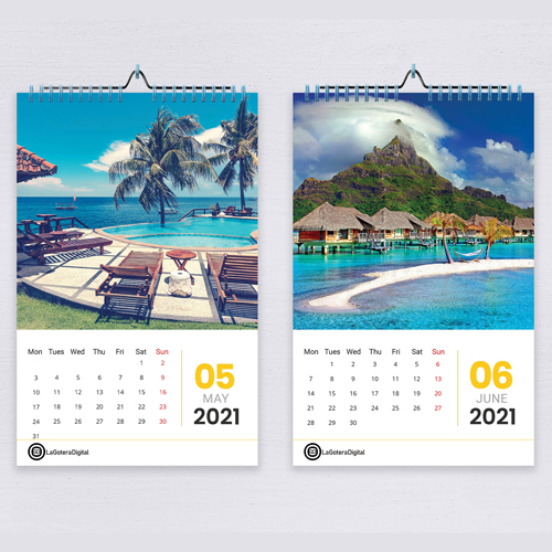 Custom Wall Calendars Image 3