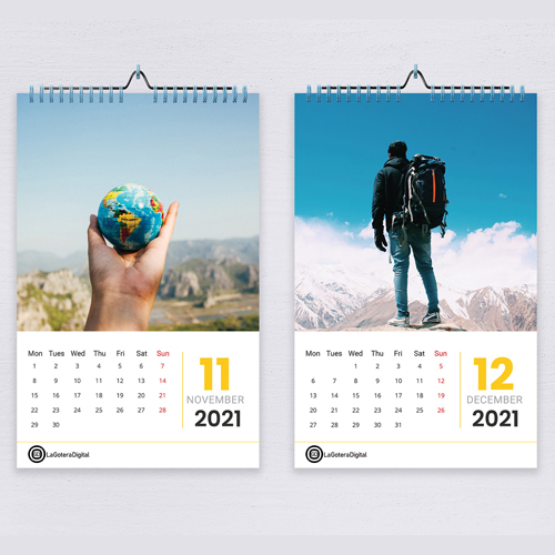 Custom Wall Calendars Image 4