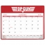 Personalized Doodle Pad Wall Calendar