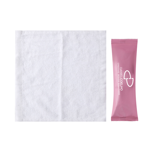Refreshing cotton wet towel Image 1