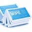 Custom Pre-Moistened Electronic Wipes