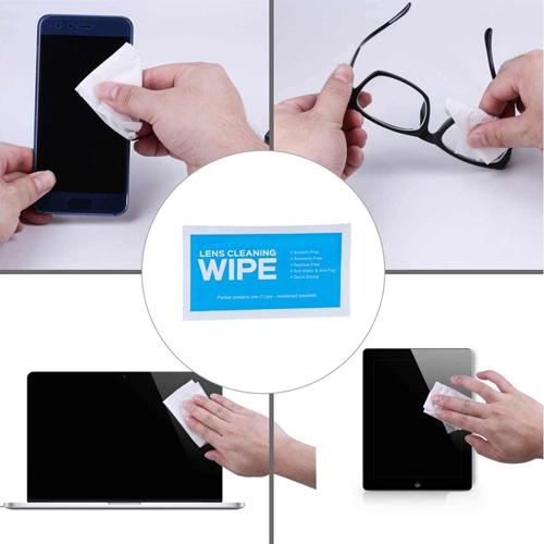 Custom Pre-Moistened Electronic Wipes Image 5