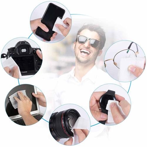 Custom Pre-Moistened Electronic Wipes Image 6