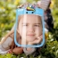 Full Face Protective Shield for Kids Image 5