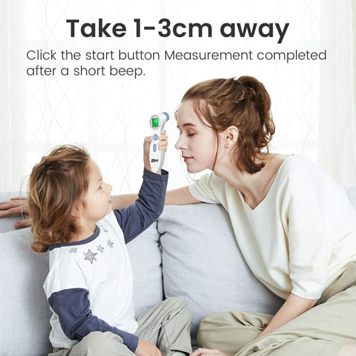 Instant Reading Forehead Thermometer Image 5