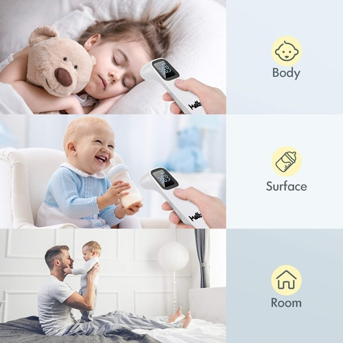 Non-Contact Forehead Digital Infrared Thermometer Image 4