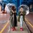 Personalized Clear Bubble Umbrella Image 6
