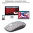 Optical Wireless Mouse with Fabric Cover Image 1