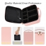 Travel Cosmetic Bag with Adjustable Dividers Image 7