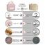 Makeup Organizer Bag Image 3