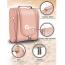Premium Hanging Travel Toiletry Bag Image 1