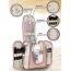 Premium Hanging Travel Toiletry Bag Image 2