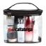 Transparent Makeup Bag with Handle