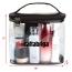 Transparent Makeup Bag with Handle Image 1
