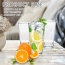 20 Ounce Clear Plastic Tumblers Cups Image 2