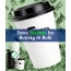 12 Oz Paper Cups With Recyclable Dome Lids Image 5