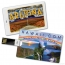 2GB Credit Card USB Flash Drive Image 3