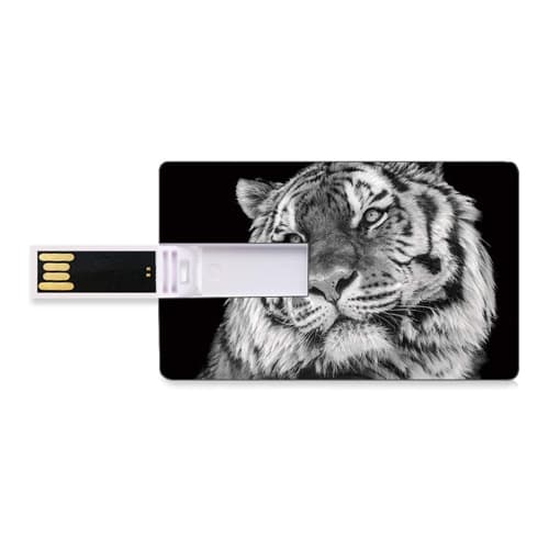 8GB Credit Card USB Flash Drive