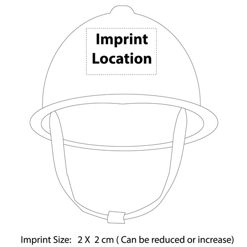 Ventilation Holes Safety Hard Hat