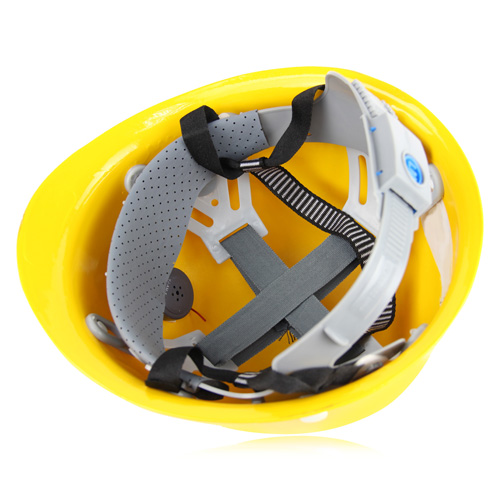 Fiberglass Safety Helmet With Head Harness Image 12