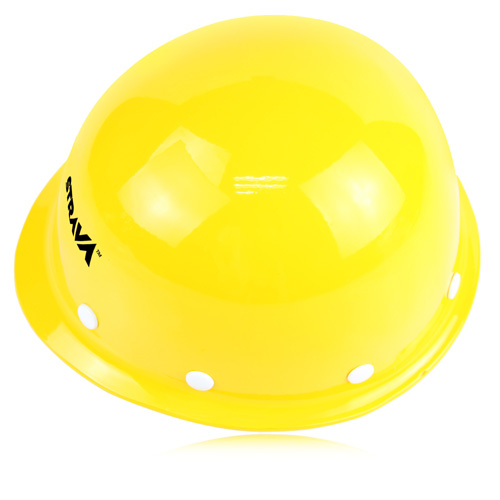 Fiberglass Safety Helmet With Head Harness Image 6