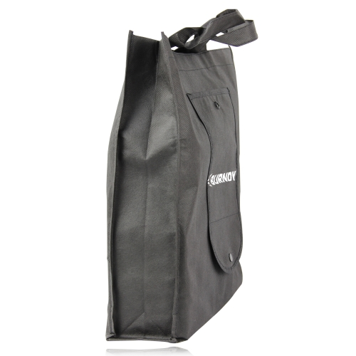Foldable Non-Woven Tote Bag Image 1