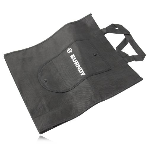 Foldable Non-Woven Tote Bag Image 2