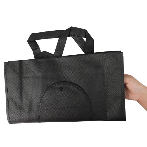 Foldable Non-Woven Tote Bag Image 3