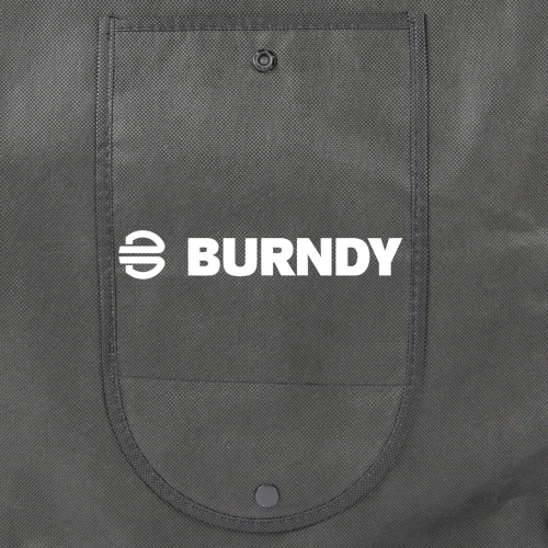 Foldable Non-Woven Tote Bag Image 6