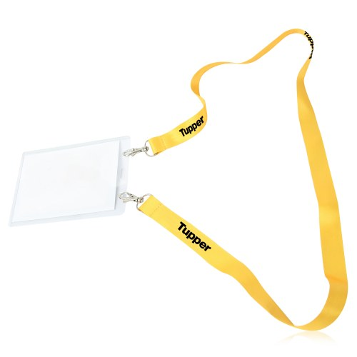 Double Metal Hook Lanyard Image 3
