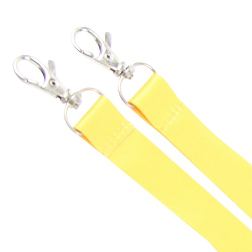 Double Metal Hook Lanyard Image 6