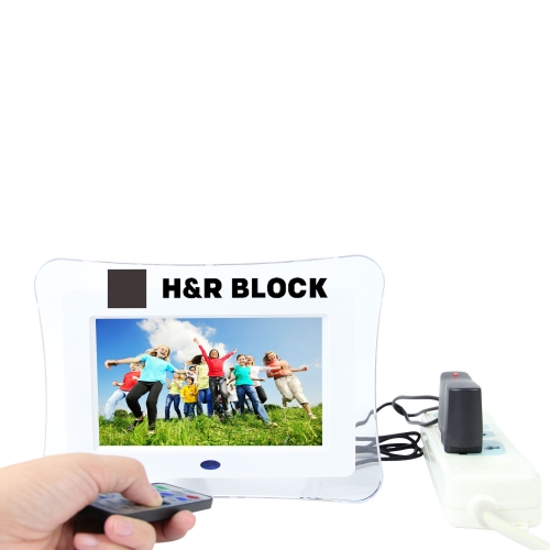 7 Inch Acrylic Multi Digital Photo Frame Image 5