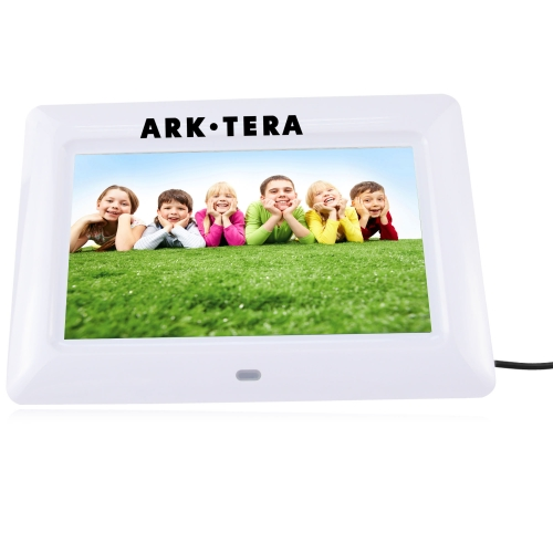 7 Inch High Tech Rsolution Digital Photo Frame Image 15