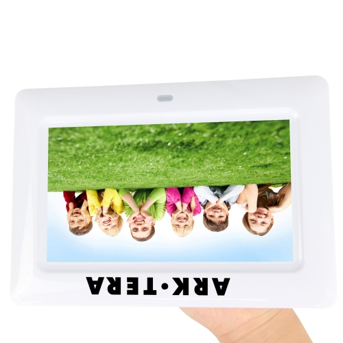 7 Inch High Tech Rsolution Digital Photo Frame Image 6