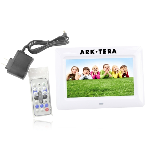 7 Inch High Tech Rsolution Digital Photo Frame Image 7