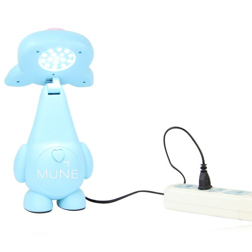 Pig Shaped Rechargeable Desk Lamp
