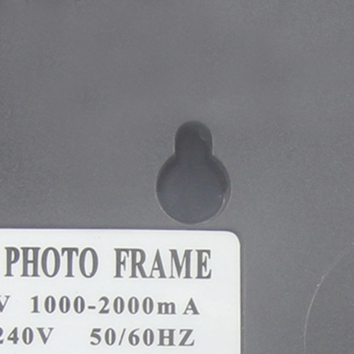 8 Inch Metallic Digital Photo Frame Image 10