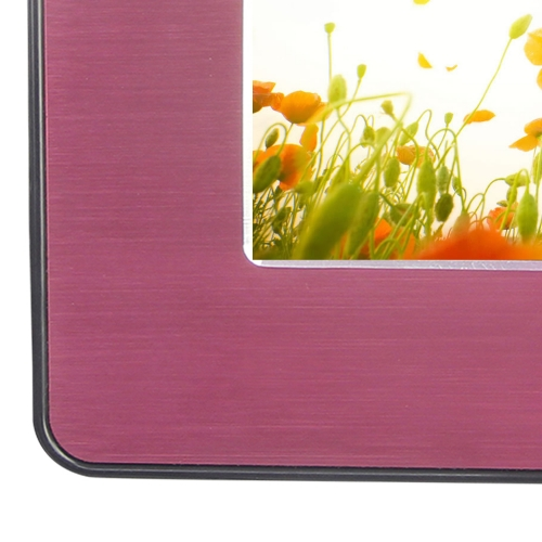 8 Inch Metallic Digital Photo Frame Image 14
